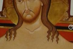 2  crocifisso S. Damiano con scritta