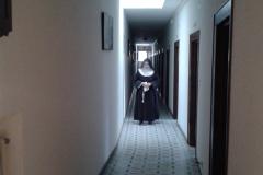 corridoio delle nostre celle